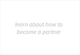Learn how to become a Partner